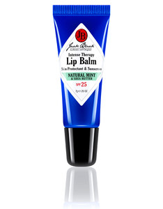 Black Jack Intense Therapy Lip Balm SPF 25 Natural Mint 7g