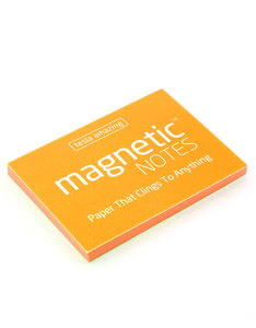 Magnetic Notes Orange S