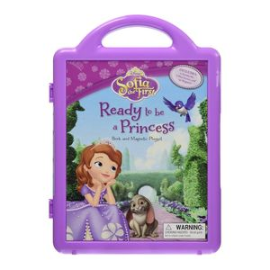 Sofia The First Ready To Be A Princess