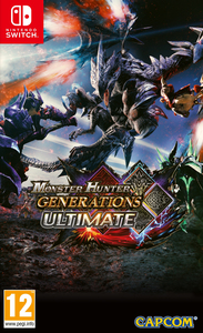 Monster Hunter: Generations - Ultimate [Pre-owned]