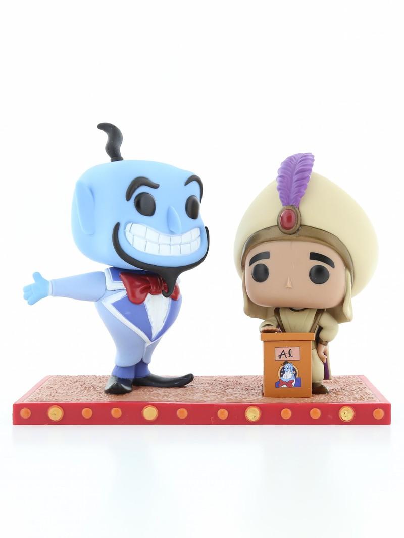 Funko Pop Aladdin & Genie Vinyl Figures [Set of 2]