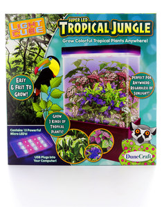 Dunecraft Super LED Tropical Jungle