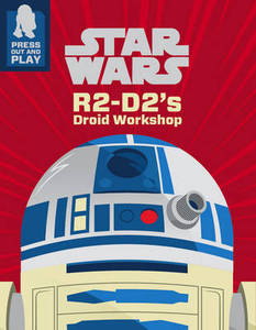 Star Wars Build Your Own R2 D2 Construction Book
