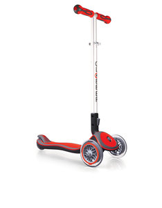 Globber Elite S Red/Dark Grey Scooter