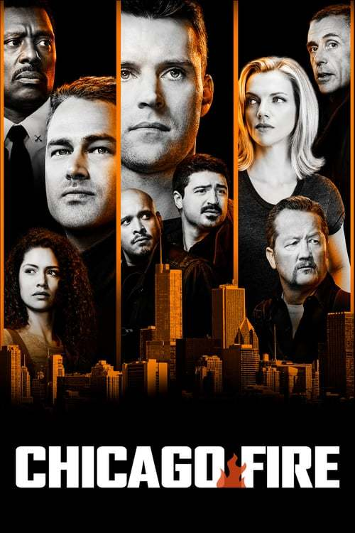 Chicago Fire: Season 6 [6 Disc Set]