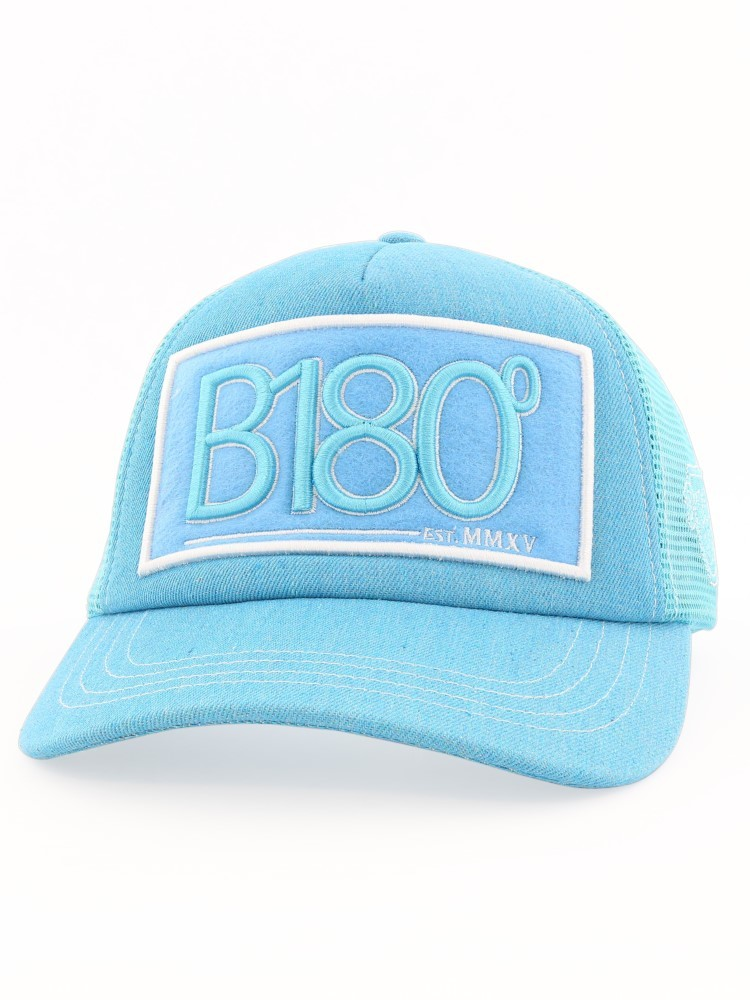 B180 Sign Unisex Cap Sky Blue Osfa