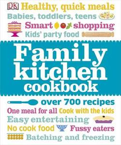 Family Kitchen Cookbook Hb