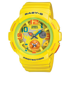 CASIO BGA-190-9B BABY-G ANALOG/DIGITAL WATCH