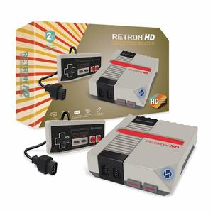 Hyperkin Retron 1 HD Grey Console for NES + 150 Retro Games
