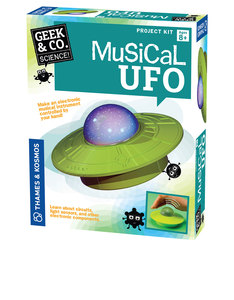 Thames & Kosmos Musical Ufo Project Kit