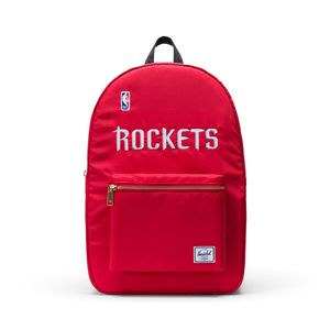 Herschel NBA Champions Collection Settlement Backpack Houston Rockets Red/Black/White