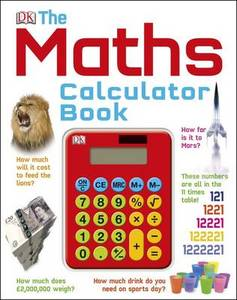 The Maths Calcuator Book