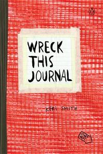 Wreck This Journal Red [Expanded Edition]