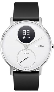 Nokia Steel Heart Rate & Activity White Watch 38mm