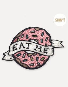 USTUDIO IRON-ON PATCH EAT ME