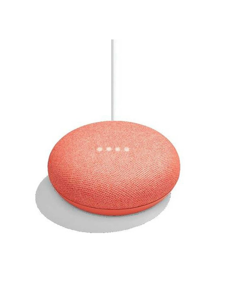 Google Home Mini Smart Speaker Coral Remotes