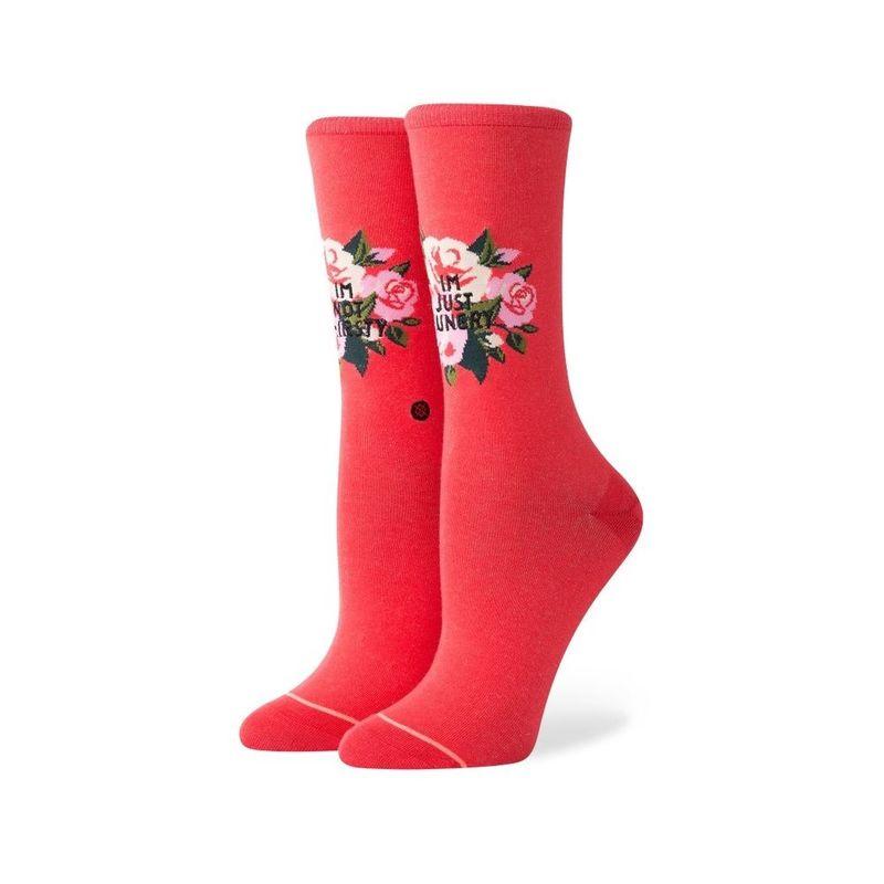 cfa7148cf0f6b Stance Not Thirsty Socks Women's Socks Red   Socks   Footwear   Men    Fashion   Virgin Megastore