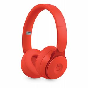 Beats Solo Pro Red Wireless Noise-Cancelling On-Ear Headphones