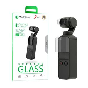 Amazing Thing 0.3 mm Supreme Glass Duo Set Crystal For Dji Osmo Pocket