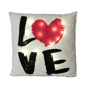 KANGURU 1173 LOVE LIGHT CUSHION
