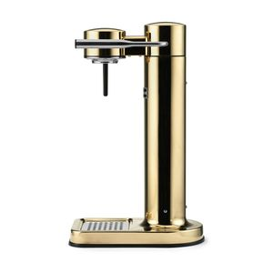 Aarke Carbonator II Sparkling Water Maker Brass