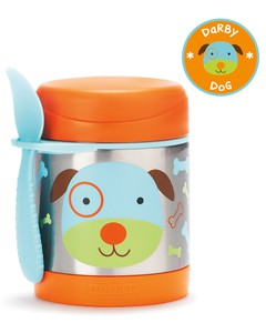 Skip Hop Zoo Food Jar Dog Kids
