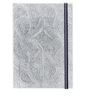 Christian Lacroix B5 Paseo Silver Notebook
