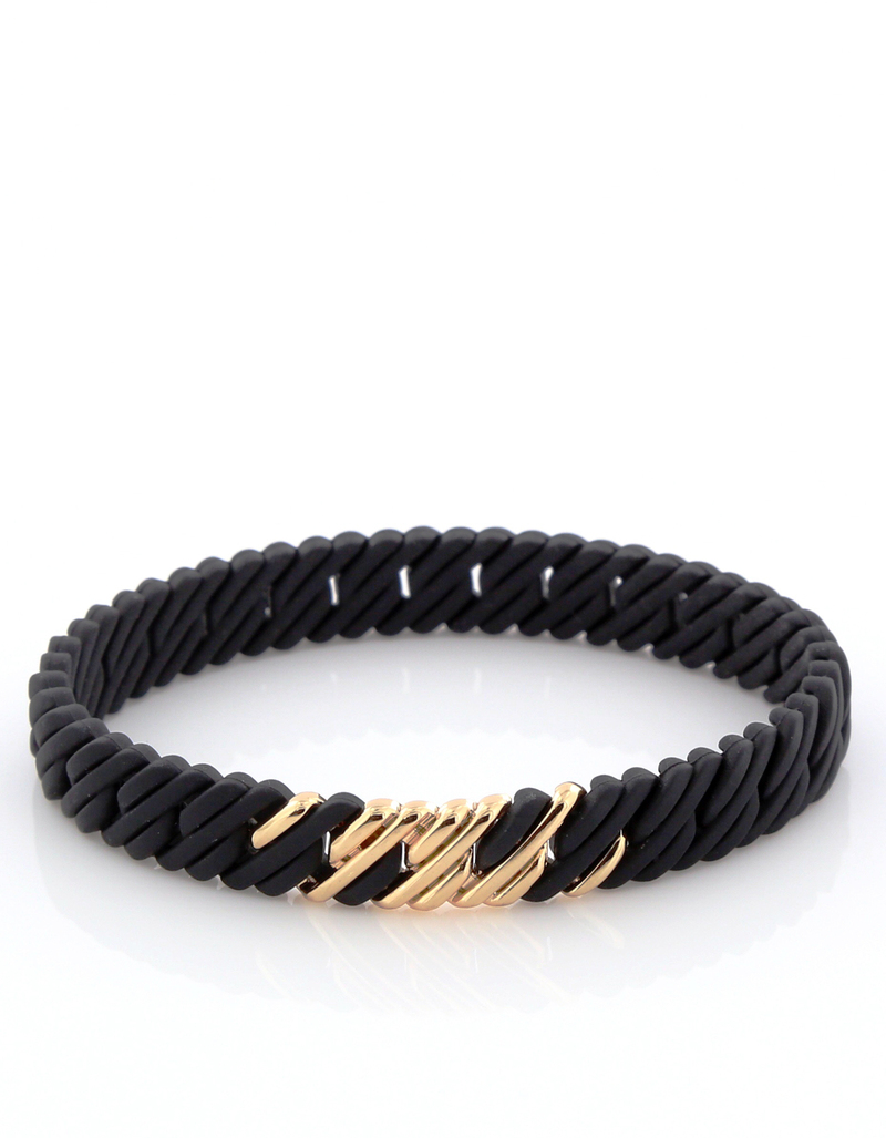 best bangles halcyon pinterest for splendid luxurious phenomenal jewelry watch woodrowjewelers images beads black set gold rose pvd on unisex days bangle mens babies and bracelets bracelet with interesting agama