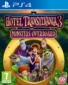 Hotel Transylvania 3: Monsters Overboard [Pre-owned]