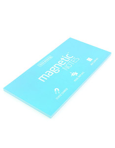 Magnetic Notes Blue L