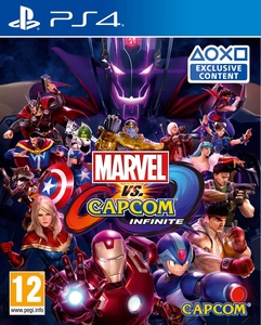 Marvel vs. Capcom: Infinite [Pre-owned]