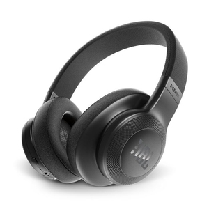 JBL E55 Black Bluetooth Over-Ear Headphones
