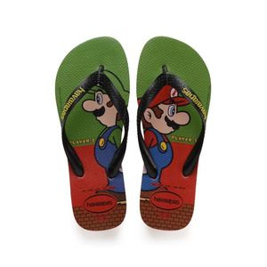 Havaianas Mario Bros Unisex Slippers Strawberry
