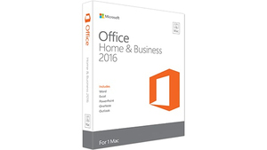 Microsoft Office Mac Home Business 1Pk 2016 English [Middle East]