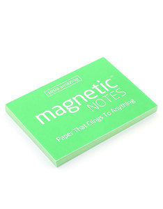 Magnetic Notes Green S