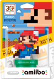 Super Mario Bros.: 30th Anniversary - Mario: Modern Colours - amiibo