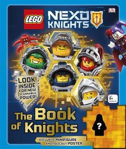 LEGO NEXO KNIGHTS The Book of Knights: With exclusive Minifigure