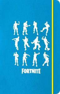 FORTNITE (OFFICIAL): Hardcover Ruled Journal: Fortnite gift for boys; 216 x 142mm; ideal for battle strategy notes and fun with friends
