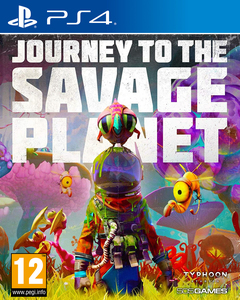 Journey To The Savage Planet [Pre-owned]