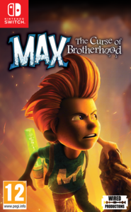 Max: The Curse of Brotherhood [Pre-owned]