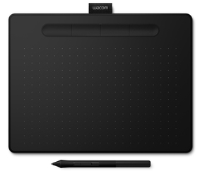 Wacom Intuos M Black Bluetooth Graphic Tablet