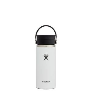 Hydroflask Canteen Coffee Flask Wd White 470ml