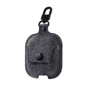 Twelve South AirPods Airsnap Case Dark Gray Twill