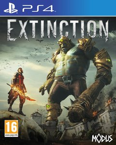 Extinction [Pre-owned]