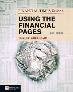 Ft Guide To Using The Financial Pages 6Th Ed
