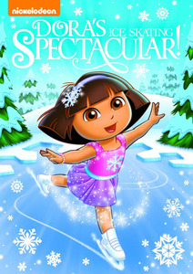 Dora the Explorer Dora's Ice Skating Spectacular