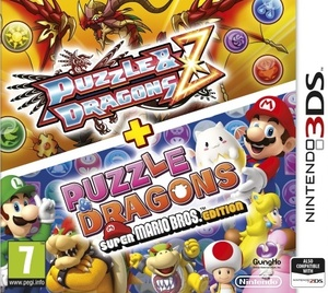 Puzzle & Dragons Z +Pz Super Mario Ed 3Ds