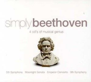 SIMPLY BEETHOVEN / VARIOUS (UK)