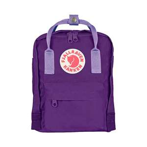 Fjallraven Kanken Greenland Backpack Dusk Webbing