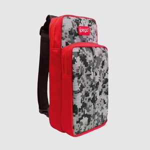Ipega-SL011 Jungle Soldier's Bag Red for Nintendo Switch Lite